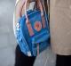Apropó, mini táskák: idén a hátizsák is divatban marad, csak a mérete lesz kisebb ennek is.