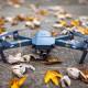 És természetesen drónnal is rendelkezik. Ki ne vágyna rá, hogy felülről is elképesztő felvételeket készíthessen?!