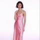 ZARA  Újabb mini hosszúságú fazon a márkától, mely szabásában és külalakjában nagyon hasonlít a cikkben található bordóvörös ruhára  ennek azonban egészen halvány, rózsaszínes árnyalata van, amiben csajosabb leshetsz, mint bármikor máskor! ZARA 8995,-