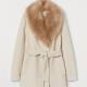 H&M Műszőrme galléros kabát   19 995 Ft helyett 11 995 Ft (-40%)