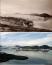 A Spitzbergákon található Blomstrandbreen-gleccser 1928 óta nagyjából 2 kilométert húzódott vissza – állítja a svéd fotós.