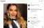 Dér Heni szintén a fellépés előtti pillanatokban posztolt az Instagram-oldalára. Az énekesnő gyönyörű volt.