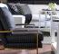 Az olaszoknál a modern szinonimája többek között a fekete-fehér kontrasztos eleganciája, amit nem csak az öltözködésben, de a lakásdekornál is bevetnek. Ezzel a kombinációval bármelyik helyiségben luxust teremtenek.