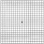 Nem kell órákig sorban állnod a szemészeten, hogy megtudd, hogy van-e szemfenéki meszesedésed csupán egy képet kell megnézned ahhoz, hogy kiderüljön a diagnózis. Nézz a következő ábrára, ha szemüveges vagy akkor használj szemüveget/kontaktlencsét. Takard le az egyik szemed, a másikkal pedig fókuszálj a pontra.