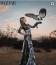 Tökéletesre sikeredett a következő divatfotó, amihez kellett a színésznő bátorsága, egy Alexander Mcqueen csipkeruha, és a madarak méltóságteljes királya.