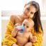 Edina sugárzik aboldoságtól, amióta megszületett első kisfia.