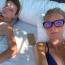Kis túlzással ugyan, de Gwyneth és Apple mintha ikertestvérek lennének.