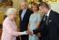 David Beckhamnek nem is olyan rég, 2015-ben adatott meg, hogy találkozhatott a királynővel. Nem semmi!