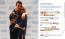 A párnak van egy közös Instagram-oldala, ahol rengeteg régi fotót osztanak meg követőikkel.