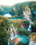 Horvátország leglátogatottabb nemzeti parkja a magyarok egyik kedvence, aPlitvicei-tavak Nemzeti Park, ahol kiépített sétautakon járhatod be a lépcsőzetes vízesésekkel tarkított tórendszert. Az UNESCO világörökségi listájára is felkerült nemzeti parkban elektromos hajóval és panorámavonattal is kirándulhatsz, de az aktívabb mozgás hívei sem fognak itt unatkozni: kijelölt túraútvonalakon kalandozhatnak a tórendszert övező hegyekben.