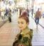 """Risa Tokióban lakik, bevallása szerint imádja a várost, mert """"ezerarcú""""."""