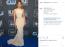Jennifer Lopez is az egyszerűbb megoldás mellett döntött, a szimpla krémszínű estélyit pedig lenyűgöző Harry Winston ékszerekkel dobta fel. Talán a Golden Globes-on elkövetett divatbakija után így akart kompenzálni, de sikerült is neki.