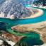 Ha felmászol aVelebit-hegységben lévő Crnopac alatti fennsíkra, akkor Horvátország egyik legszebb vidékét látod majd a lábad alatt. A Krupa és Zrmanja-folyók kanyonjáta zöld színben játszó Krupa vájta, amely néhány kanyar után a Zrmanja-folyóba torkollik, majd vízeséseken át siet a tenger felé. A sziklás táj a vadvízi evezés szerelmeseinek paradicsoma.