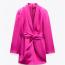 ZARA Satin blazer dress 15995 Ft