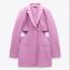 ZARA Cut out blazer dress 15995 Ft