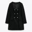 ZARA Blazer dress with rhinestone buttons 22995 Ft