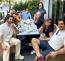 Gina Gershon fotója felrobbantotta az internetet, ugyanis egy csapat kollegájával pózolt, akik mind ünnepelt színészek. Velük forog ugyanis Budapesten a Borderlands című szuperprodukció.