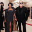 Regina King és Michael Kors Michael Kors ruhában a 2021-es MET-gálán