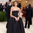 Kaia Gerber Oscar de la Renta ruhában a 2021-es MET-gálán