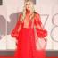 Kate Hudson Maison Valentino ruhában a 78. Velencei Filmfesztiválon