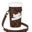 Louis Vuitton Coffee Cup táska  Amikor az ember azt hinné, hogy kész, már nem lehet tövább fokozni, jön a Louis Vuitton őszi/téli kollekciója! A menő kávéspohárra hajazó mini táska ára 695 ezer forint és alig több, mint 19 centiméter hosszú.