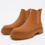 ZARA Coloured rubberised ankle boots 17 995 Ft  Ez a csizma ugyanaz, mint az előző türkiz sznű verzió, csak más színben. Őszintén szólva elsőre meg sem lehet róla mondani, hogy gumicsizma, pedig az!