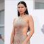 Adriana Lima Etro ruhában a 78. Velencei Filmfesztiválon