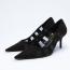 ZARA High heel shoes with mesh  9,995 Ft helyett 5,995 Ft (-40%)