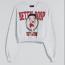 Bershka Betty Boop-mintás pulóver 7,995 Ft