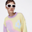 ZARAFloral jacquard sweater 8,995 Ft