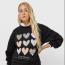 StradivariusPrinted sweatshirt 5,595 Ft