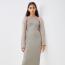 H&M Bordáskötött ruha 7,995 Ft