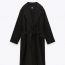 ZARARelaxed Belted Trench Coat 15,995 Ft