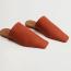 Mango Újrahasznosított pamut fonott papucs 19,995 Ft
