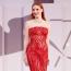 Jessica Chastain Versace ruhában a 78. Velencei Filmfesztiválon