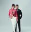 Priyanka Chopra és Nick Jonas személyesen is részt vettek a BAFTA-n, a vörös szőnyegen már egy másik szettben jelentek meg.