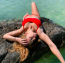5. HELY: Strandon fekvős. Hihetetlen, de a bikinik látványa is unalmas lassan. A strandon fekvős képek meg sokszor azért idegesítik a követőket, mert a többségük nagyon mesterkéltés pózolós.