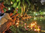 Loy Krathong - A vízen úszó tutajok ünnepe