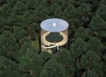 Fotók: így fog kinézni a jövő erdei üvegháza