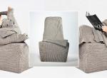 Egy szék, amivel be tudsz takarózni - Nem álom, nézd csak!