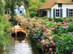 Hollandia Velencéje, Giethoorn - Egy tündérmesébe illő falu, ahol nincsenek utak
