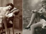 Így néztek ki a nők a századfordulón - Íme 20 különleges kép 1910-ből