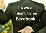 Majd Facebookon lecsekkolom, hogy hazudtál-e