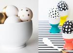 10 tojásfestési technika, ami egyszerre merész és csodálatos