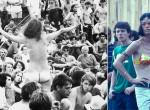 Így buliztak a hippi csajok Woodstockban 50 éve