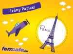 Nyerj párizsi utazást!