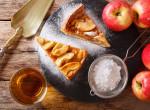 Isteni almás süti 25 perc alatt