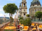 Ezek Budapest legjobb teraszos helyei