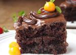 Elképesztően finom paleo csokitorta