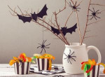 Halloweeni dekorációk percek alatt